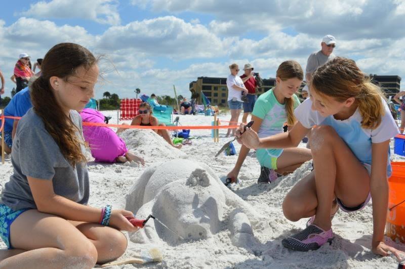 Siesta key amateur sand sculpture contest k6h1e8