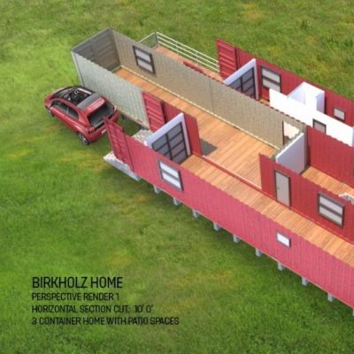 Shipping container home pp8cf2