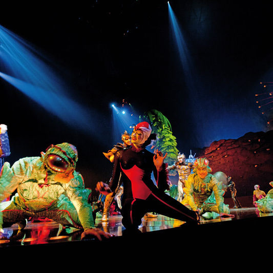 Cirque ovo show vo3fdi