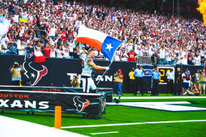 In Photos: The Houston Texans Play Their First Home Game