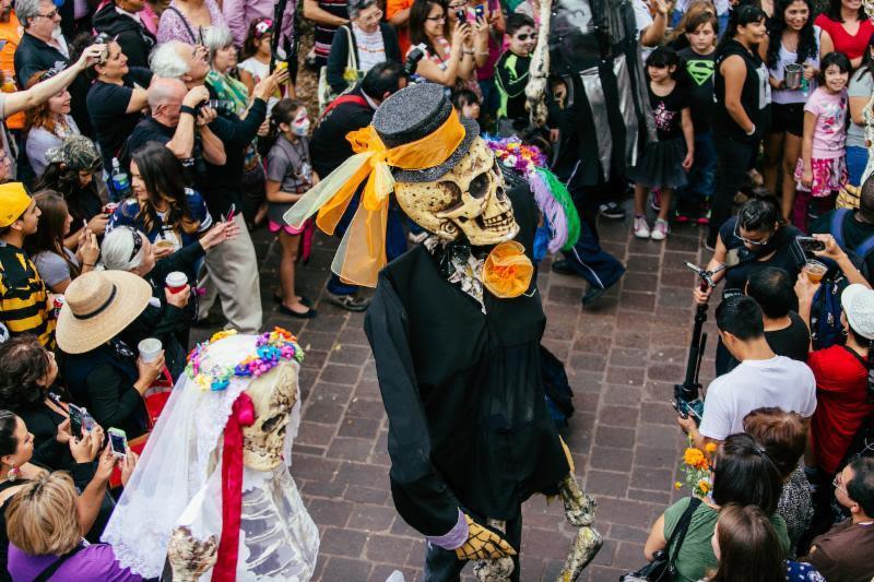 Plan That Trip To Celebrate D 237 A De Los Muertos In San