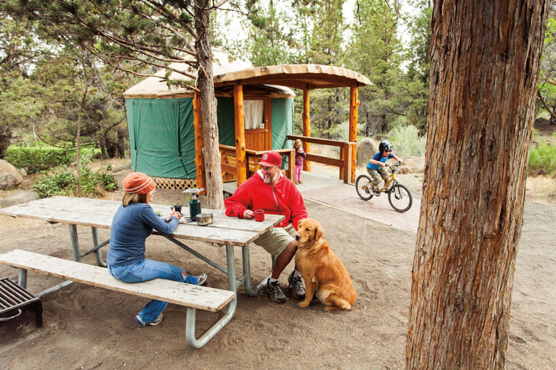 18 must visit oregon state parks portland monthly for Oregon state parks yurts and cabins