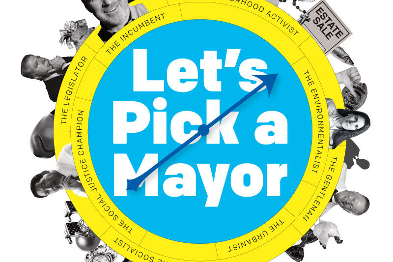 Lets pick a mayor nkulyk