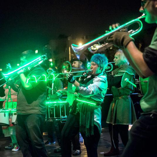 Sam lights band o18ere