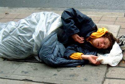 Homeless zbebvc