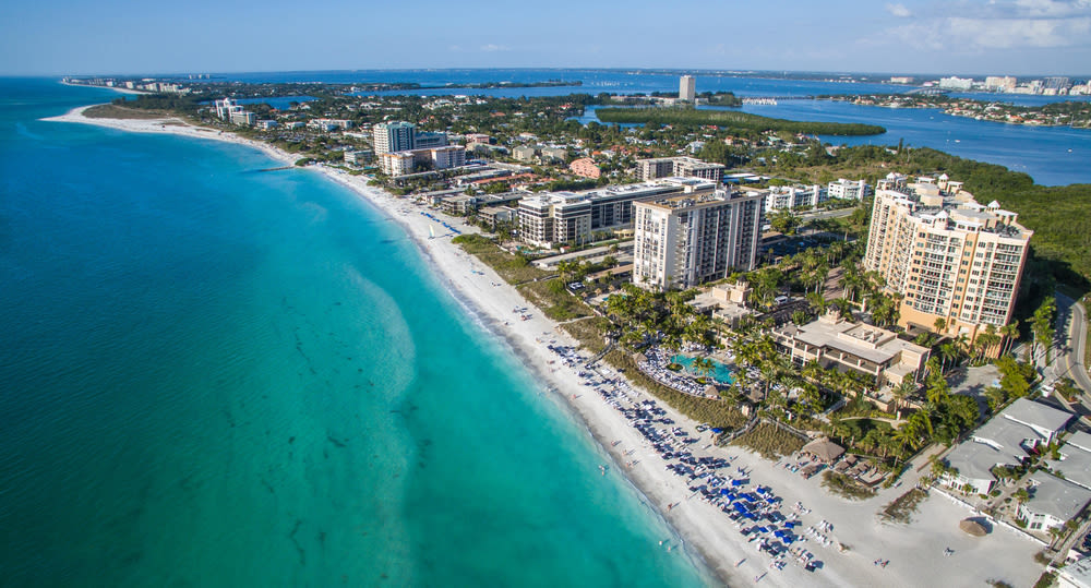 Visit Sarasota County recently received a 2020 Readers' Choice award from ConventionSouth.