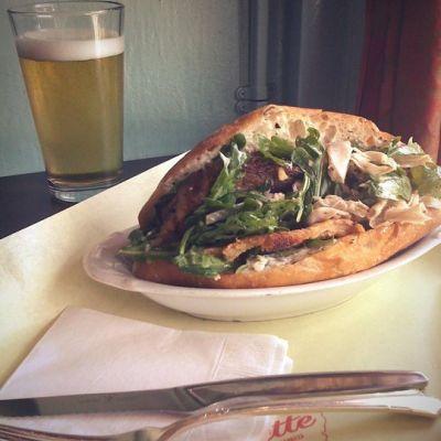 Dinette summer sandwich bar d8dh7o