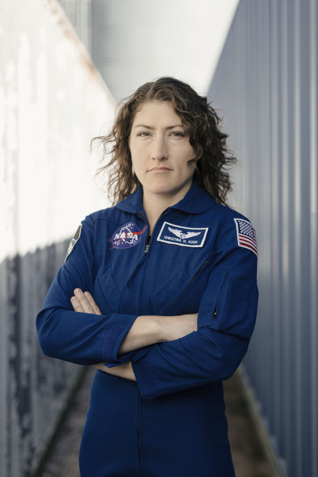 Image result for christina koch NASA