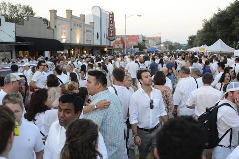 White linen night in the heights 2015 houston wave route qzgq8e
