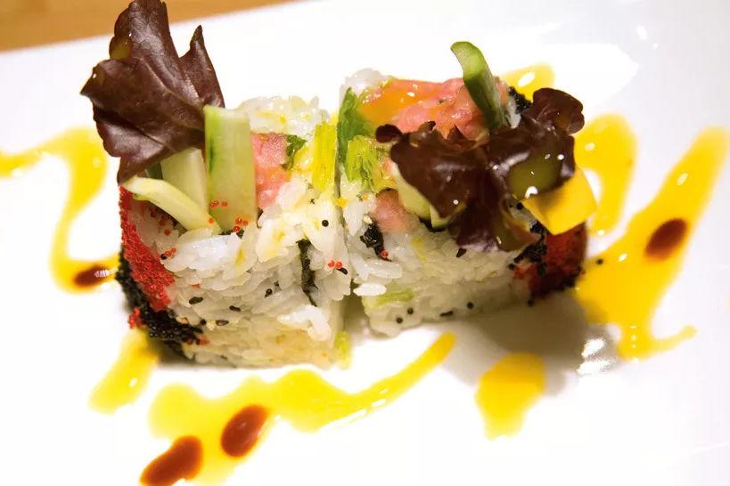 Sushi Mazi Restaurants Portland Monthly