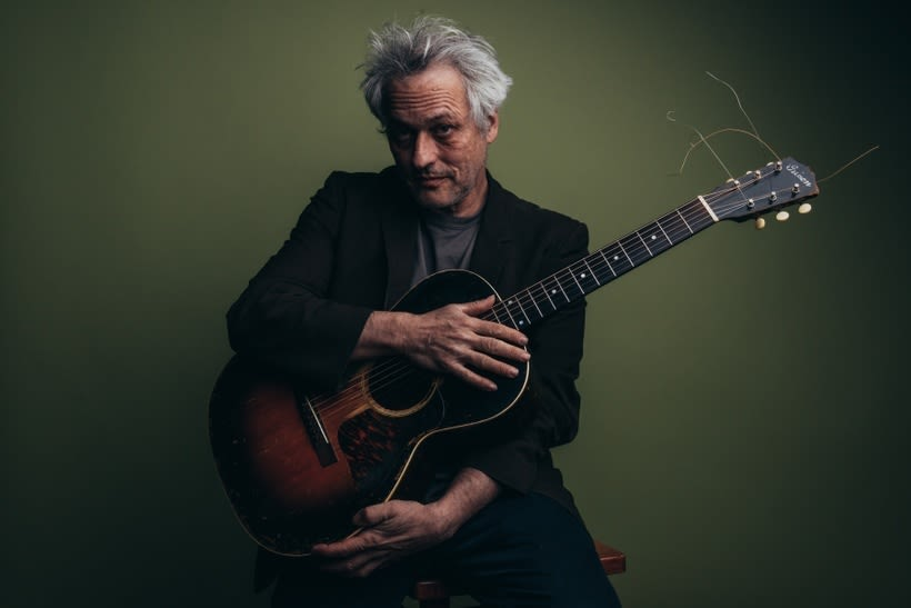 Marc ribot photo by sandlin gaither a0f0ka
