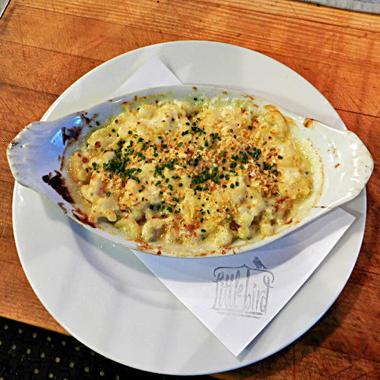 113 little bird mac and cheese cln6on