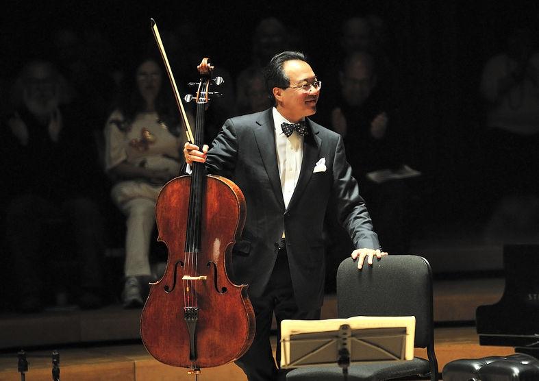 Yo-Yo Ma Enchants Alongside the Houston Symphony | Houstonia