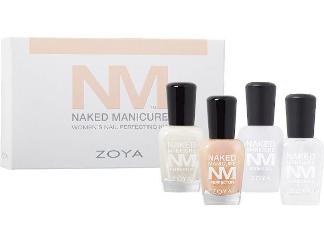 Zoya's Naked Manicure starter kit