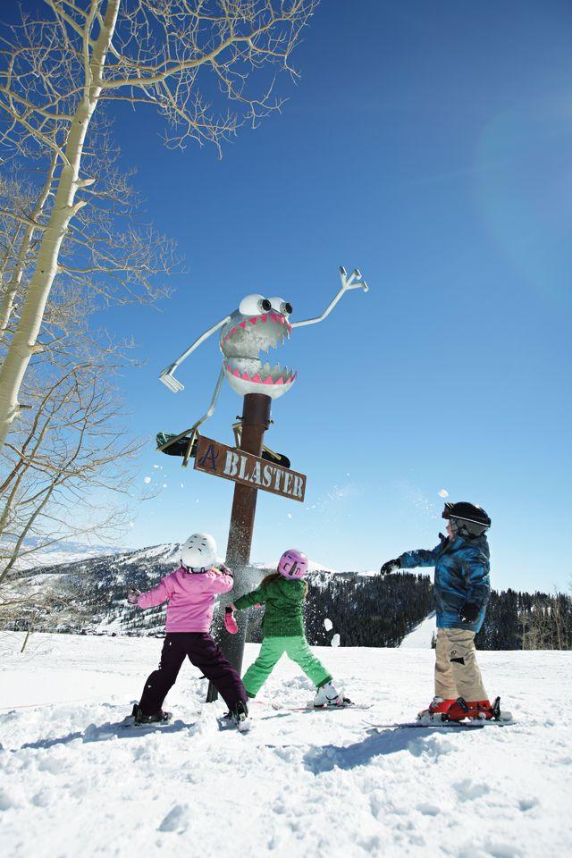 Park city winter 2013 rundown family affair kids ski xzffoc