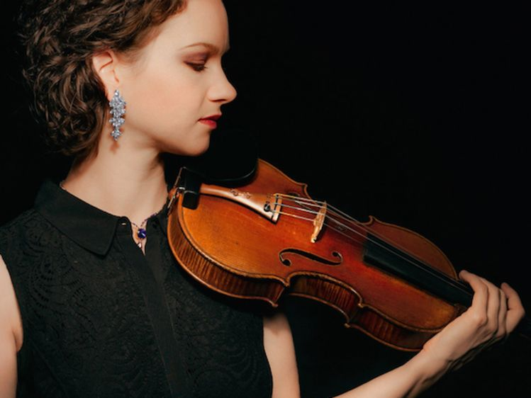 Hilary hahn oew2xd