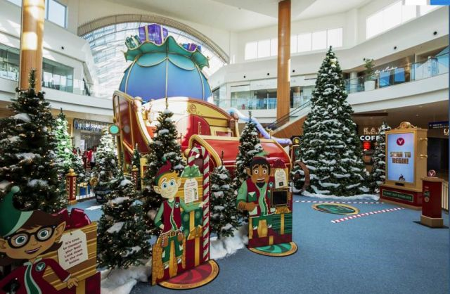 santa s flight academy hw4cmw - What Time Does The Mall Close On Christmas Eve