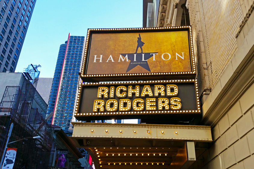 Hamilton Tickets Go On Sale Next Friday Nov 16 At The Straz Sarasota Magazine