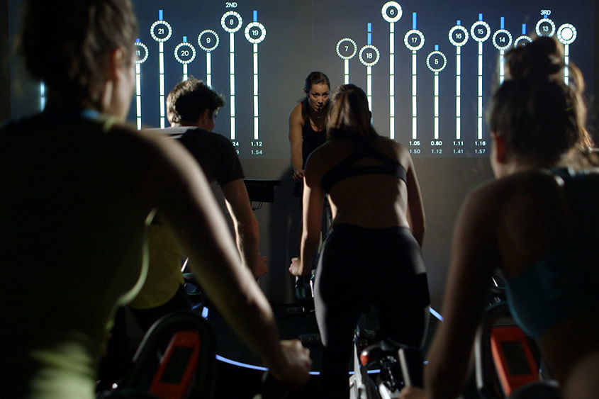 Equinox Classes Reviews >> Equinox S New Spin Class Thrives On Competition Houstonia