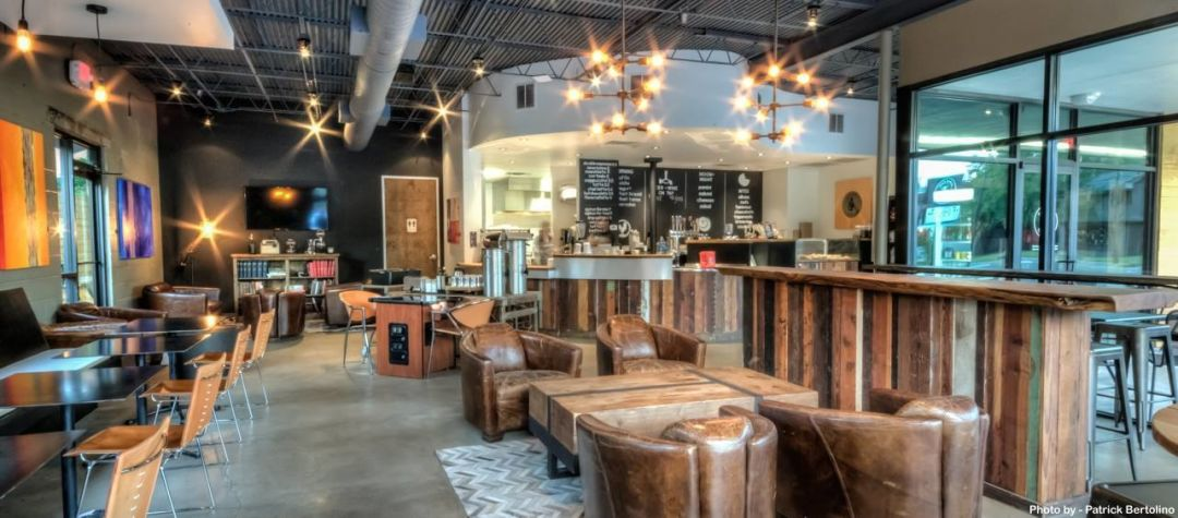 Delightful Our 11 Favorite Cafes For National Coffee Day Houstonia
