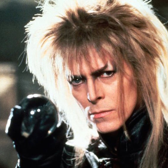 Bowie labyrinth akwnxv