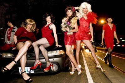 Red dress okubsb