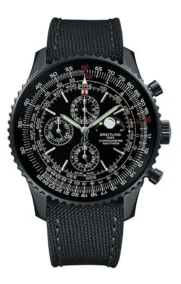 Navitimer 1461  48mm  blacksteel ynotpn