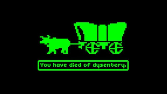 Oregon trail x1lasy