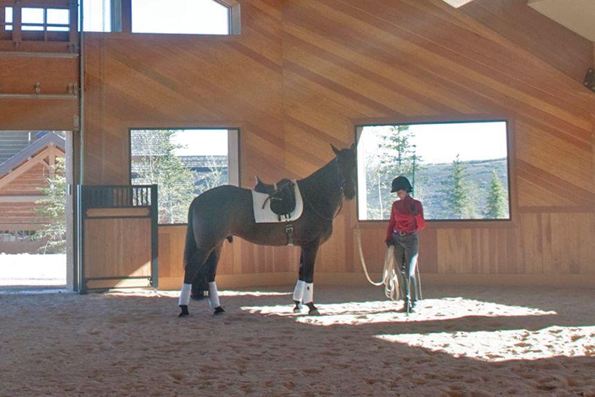 Park city summer 2012 horses stable ytpggd