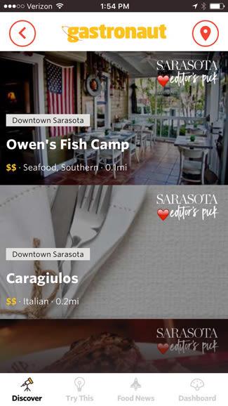 Gastronaut discover cjiesa
