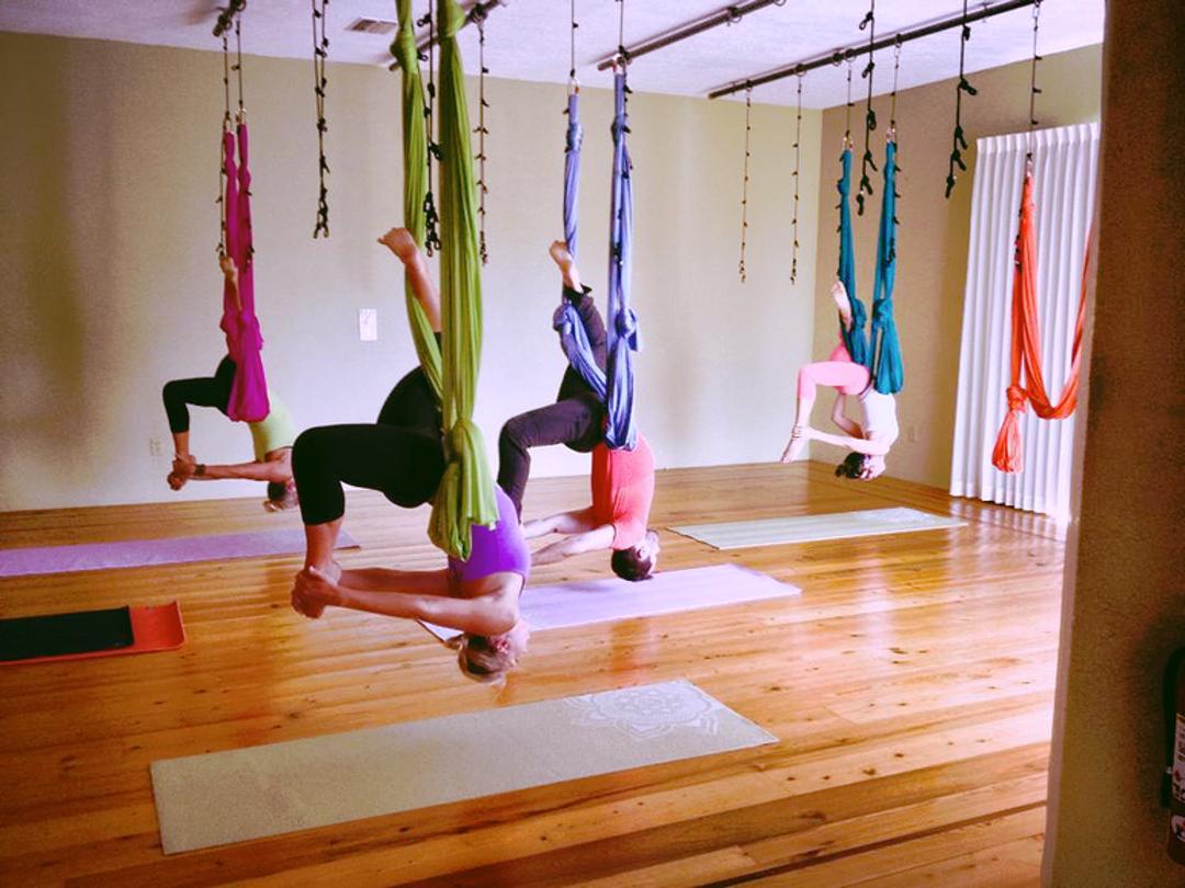Aerial Yoga Houston Opens New Studio Houstonia Magazine