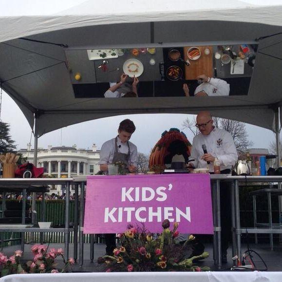 Kid cook ervexf