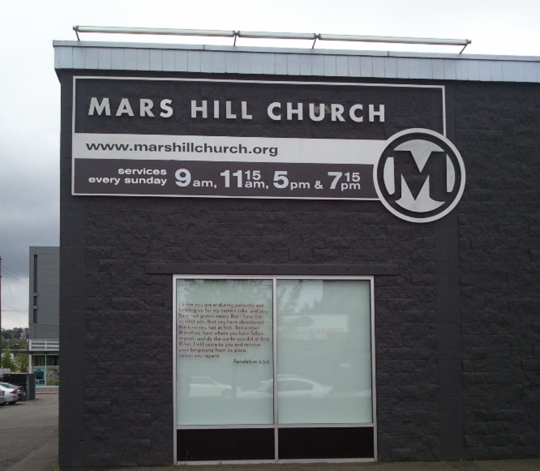 On Other Blogs Today: Mars Hill, City Light, Light Rail, and More