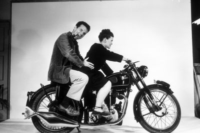 Eames motorcycle drbbmx