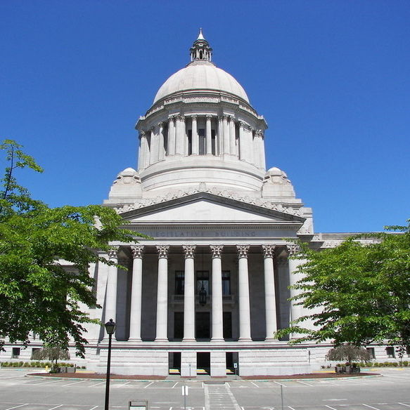 Olympia state capitol ohymhe