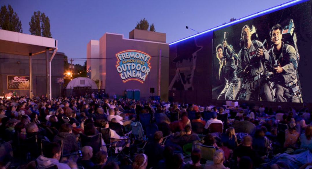 Fremont outdoor cinema wwbaei