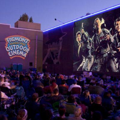 Fremont outdoor cinema wwbaei