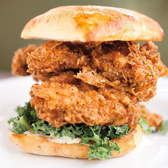 Skillet diner fried chicken sammy hum9ze f5c7fh