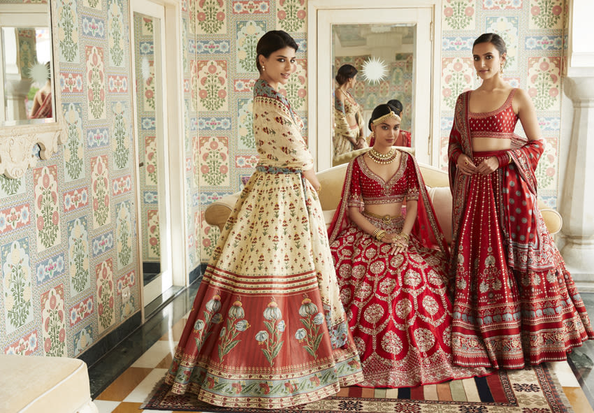 Prominent Indian Designer Anita Dongre Talks Inspiration Sustainability And Empowering Other Women Houstonia Magazine