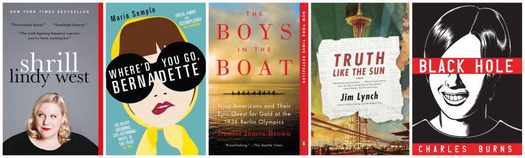 5 Iconic Seattle Books To Read Right Now Seattle Met