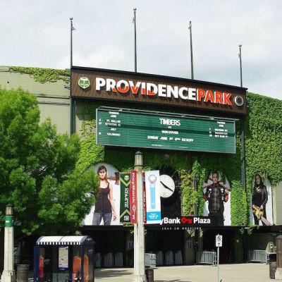 Providence park main entrance   portland  oregon c3pvno