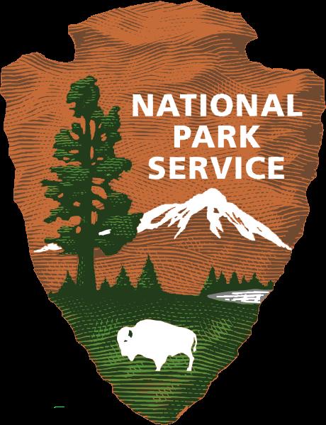 National parks service logo kmh2xv