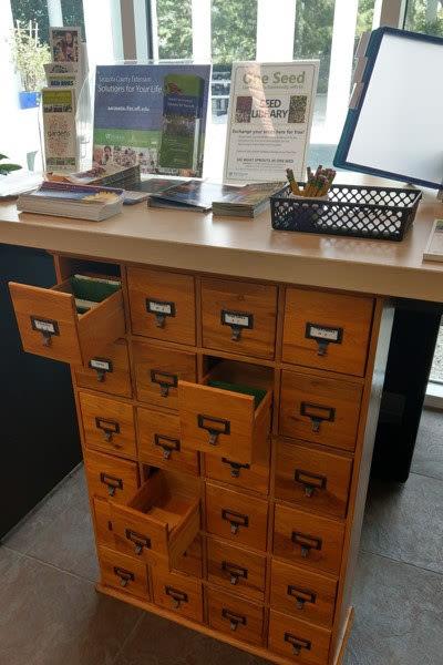 Seed library rdfzu4