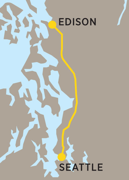 Edison illustrated map qdebys
