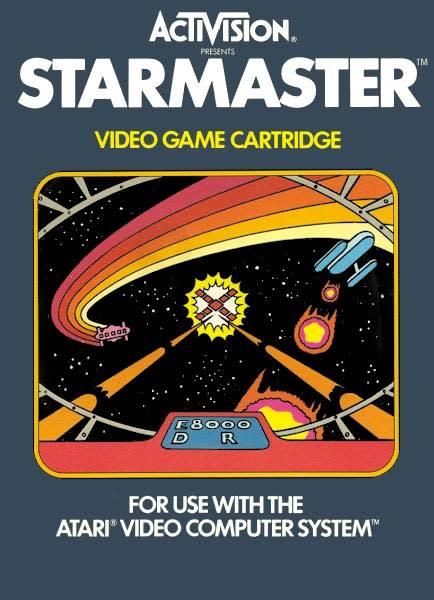 Starmaster atari j1uezf