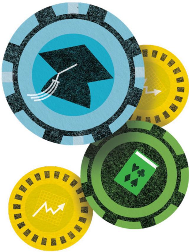 Uw Alum Argues Poker Should Be Mandatory At Biz Schools Seattle Met