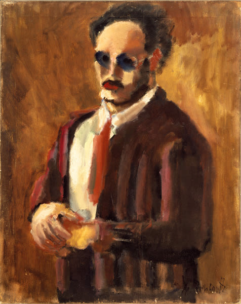 Mark rothko self portrait 01 j9fmwm
