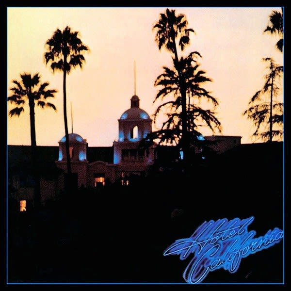 Eagles hotel california ovbjhc