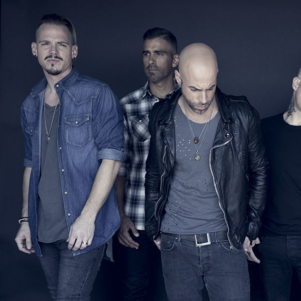 Daughtry  fwl8zg