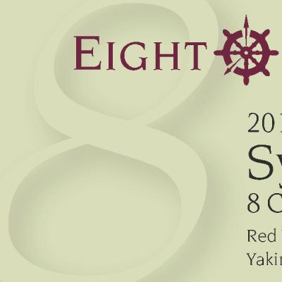 2013 eight bells syrah ta6vak